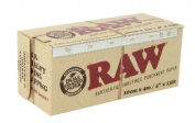 RAW Unrefined Parchment Paper Roll 100mm x 4m
