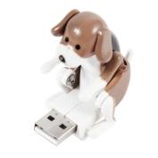 Wenjuan Funny Cute USB Pet Humping Spot Dog Toy Relief Stress Christmas Gift LOT JK