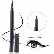 Liquid Eyeliner - Liquid Eyeliner Pencil - 1PC Beauty Cat Style Black Long-lasting Waterproof Liquid Eyeliner Eye Liner Pen Pencil Makeup Cosmetic Tool - Liquid Eyeliner Marker
