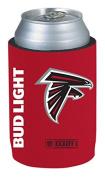 Bud Light Atlanta Falcons NFL Team Can Coolie