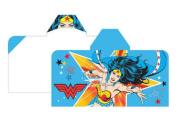 Wonder Woman Cotton Hooded Towel, Bath, Pool, Beach