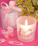 Baby Girl Candle Favours, 29