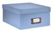Pioneer Photo Albums B-1S Photo Storage Box, Sky Blue