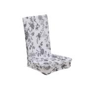 Chair CoverElevinTMNew Spring Summer Year Round Universal Stretch Spandex