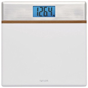 TAYLOR 74264012 High Gloss Digital Scale with Glass Core