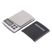 1pc 2000g x 0.1g Pocket Electronic Digital Jewellery Scales, Weighing Kitchen Scales