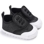 Hongxin Baby Shoes Boy Girl Newborn Crib Soft Sole Shoe Canvas Sneakers