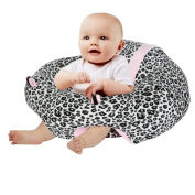 New!Littleice Nursing Pillow U Shaped Leopard Print Cuddle Baby Seat Infant Safe Dining Chair Cushion