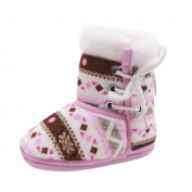 Prewalker Warm Shoes, Baby Infant Toddler Newborn Baby Bear Print Soft Sole Boots Prewalker Warm Shoes By Luversco
