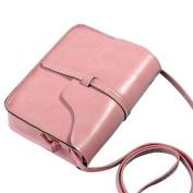 GBSELL Women Vintage Leather Purse Cross Body Shoulder Messenger Bag