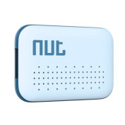 Nut F6 The World's Smallest Mini Smart Trackers, Blue