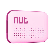 Nut F6 The World's Smallest Mini Smart Trackers, Pink