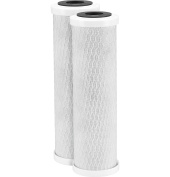 GE FX12P Reverse Osmosis Compatible Replacement Filter Set by CFS
