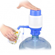 2017 New Drinking Water Hand Press Pump for Bottled Water Dispenser 18.9-22.7lFor Home Office,Tuscom