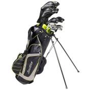 Tour Edge Golf- Bazooka Black Complete Set With Bag Graph/Steel