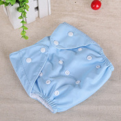 safeinu Adjustable Reusable Baby Washable Nappy Nappies Nappy Soft Cloth Covers Style 3