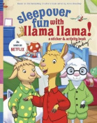 Sleepover Fun with Llama Llama
