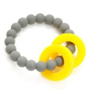 Chewbeads Mulberry Teether - Stormy Grey