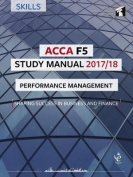 ACCA F5 Performance Management Study Manual
