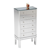 Sofaweb.com Mirrored Jewellery Accent Chest