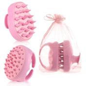 ACRATO Cellulite Massager and Hair Scalp Brush for Cellulite Treatment and Scalp Health - Bath Body and Scalp Massage Tool