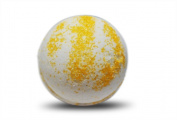 Bath Bomb Fizzle Frankincense Lemongrass Essential Oil Bath Bomb, Natural Aromatherapy, Vegan Bath Fizzy, 180ml