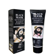 Blackhead Remover Mask ,Vanvler Bamboo Charcoal Deeply Cleansing Peel Off Mask For Face Nose Acne