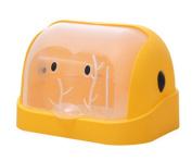 Reizbaby Dustproof Bottle Nipple Storage Box Baby Toddler's Tableware Storage Box Bottle Drying Rack BPA Free
