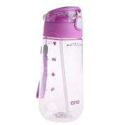 Stebcece 500ML Water Bottle with Straw for Baby Kids