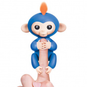 Finger Monkey Toy, Alley's 2017 Hot Selling Electronic Interactive Fingerlings Pet Electronic Little Baby Novelty Monkey Toy Kids Gift For Children