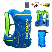 Triwonder Hydration Pack Backpack 10L Deluxe Running Race Hydration Vest Outdoors Mochilas for Marathon Running Cycling Hiking