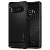 Spigen Galaxy Note 8 Rugged Armor Case Black, Durable Mechanical Design,Air Cushion Technology