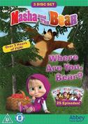 Masha and the Bear [Region 2]