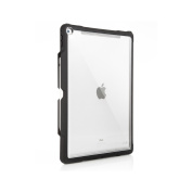 "STM Dux Shell for iPad Pro 10.5""  - Clear/Black - Perfect back cover for  Apple iPad Smart Keyboard"