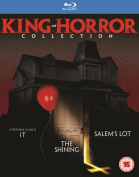 King of Horror Collection [Regions 1,2,3] [Blu-ray]