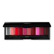 KIKO MILANO - Smart Lip Palette with 10 shades of various finishes. Double-ended applicator included 01