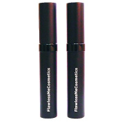 Flawless Me Cosmetics Mascara and Primer Creates Volume, Length and Fullness Without Clumping, Black, 2 Piece