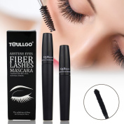 3D Fibre Lash Mascara, 3D Fibre Lashes, 3D Fibre Mascara Best for Thickening & Lengthening, Long Lasting, Waterproof Smudge Proof & Hypoallergenic Ingredients, Non-toxic and Natural