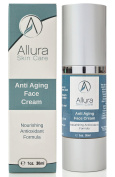 ANTI ageing FACE CREAM – Nourishes and Protects for Brighter Smoother Firmer Skin