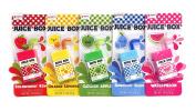 Taste Beauty 5PC Assorted Juice Box Lip Balm