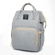 Mummy Bag, Hunzed Nappy Bag Large Capacity Baby Bag Travel Backpack Handbag Shoulder Bag Ladies Desiger Nursing Crossbody Bag