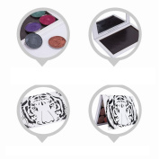 Showking Magnetic Makeup Palette Tiger Head DIY Palette