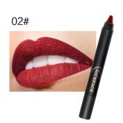 ESCENERY 15 Colours Long Lasting Lip Gloss Pen Ladies Beauty Makeup Waterproof Sexy Pen Hydrating