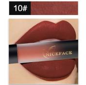 Morecome Gradient Colour Lip Gloss Matte Liquid Waterproof Lip Gloss