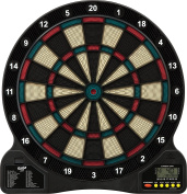 Fat Cat 727 Electronic Soft Tip Dartboard