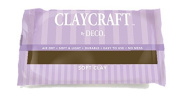 BROWN - CLAYCRAFT by DECO Soft Clay