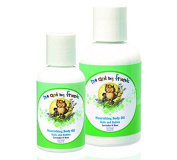 Nourishing Body Oil with Lavender & Rose for Kids and Babies by Nabila K