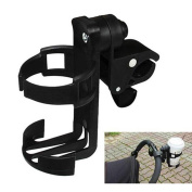 GZQ Stroller Cup Holder 360 Degrees Universal Bottle Drink Holders for Baby Pushchair Bicycle Bike Mountain Bike and Wheelchair
