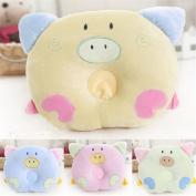 YRD TECH Newborn Baby Infant Support Head Soft Flat Sleeping Cushion Pillow