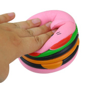 NEW Cute Squeeze Toy,ZYooh Cream Scented Slow Rising Stress Relief Toy Kid & Adults Gift Desktop Toy Decoration